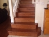 Hickory stairs